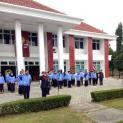 UPACARA BENDERA MEMPERINGATI HUT REPUBLIK INDONESIA  KE 72